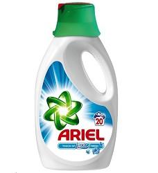 Ariel tekutý prací gel 1300 ml = 20 dávek LENOR TOUCH