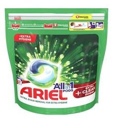 ARIEL gelové kapsle tříkomorové 56kusů  COLOR