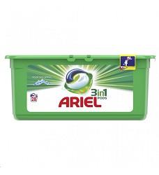 ARIEL gelové kapsle tříkomorové 28kusů MOUNTAIN SPRING