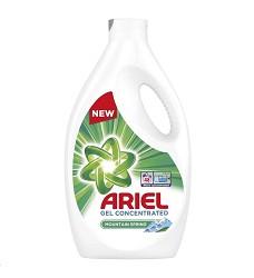 Ariel tekutý prací gel 2640ml = 48 dávek COLOR