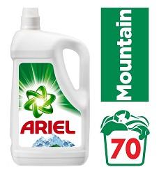 Ariel tekutý prací gel 3,85 l = 70 dávek Mountain Spring