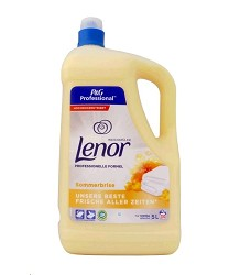 LENOR Professional aviváž LINEN CARE koncentrát 5l - 200 dávek Summer breeze