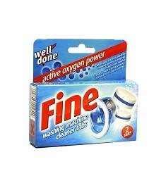 WELL DONE FINE tableta na čištění pračky 2 kusy/24