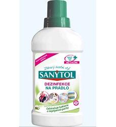 Sanytol dezinfekce na prádlo 500ml/12  Aloe Vera a květů bavlny