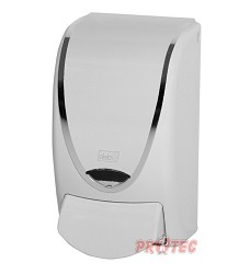 Dávkovač pěny DEB foamer na 1l  Proline chrom pásek white