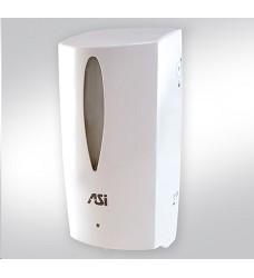 Bezdotykový dávkovač tekutého mýdla MERIDA  AUTOMATIC 800ml, bílý plast