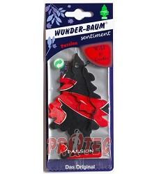 Osvěžovač vzduchu stromeček WUNDERBAUM 5g 4 druhy