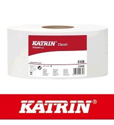 Toaletní papír 28cm/6  GIGANTdvouvrstvý cena za balení  6 ks  220874