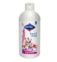 ISOLDA 500ml liquid soap tekuté mýdlo s antibakteriální přísadou - Medispender