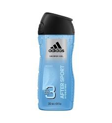 ADIDAS sprchový gel  pro muže 250ml/6 3v1 PURE GAME