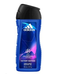 ADIDAS sprchový gel  pro muže 250ml/6 Victory Edition