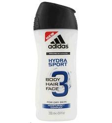 ADIDAS sprchový gel  pro muže 250ml/6 ARENA  EDITION