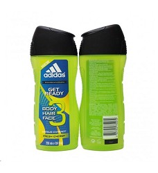 ADIDAS sprchový gel  pro muže 250ml/6 Pure Game