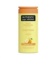 AUTHENTIC toya Aroma sprchový gel 400ml /12 Ripe asian pear 6538