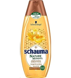 SCHAUMA šampon pro regeneraci a sílu 400ml Honey Elixir
