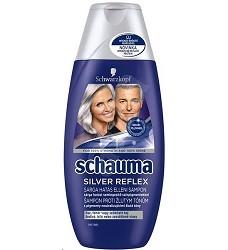 SCHAUMA šampon pro blond vlasy 250ml/5 SILVER