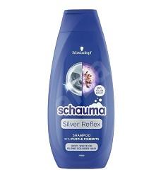 SCHAUMA šampon pro blond vlasy 400ml/5 SILVER