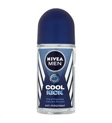NIVEA deodorant kuličkový pro muže  50ml/6 Cool Kick