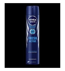 Deodorant spray pánský Nivea Men  48h 200ml Fresh active