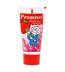Zubní pasta dětská  PROMISE 50ml jahoda 3- 6 let