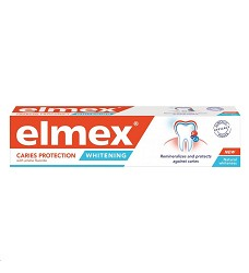 Zubní pasta ELMEX 75ml Protection Whitening