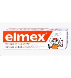 Zubní pasta Elmex dětská 75ml peuter