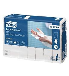 TORK 100289  Xpress® jemné papírové ručníky Multifold H2