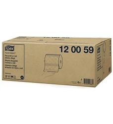 TORK 120059 Universal  papírové ručníky bílé na roli do MATIC BOX 280m cena za 6 rolí H1