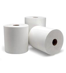 Ručník papírový na roli 61970 MAXI CLIRO 210m / 6ks balení recykl 1 vrstva