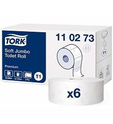 TORK 110273 premium toaletní papír  karton 1800 útržků