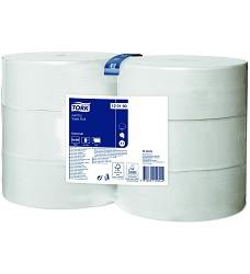 TORK 120160 Universal Toilet Paper Jumbo Roll karton 480m x 6 T1