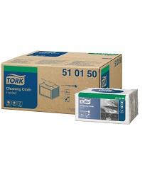 Tork 510150 jemná čisticí utěrka skladaná 55ks v balení W8