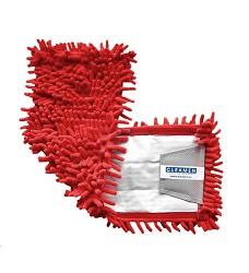 Mop 40cm jazykový žinylka pro běžný mokrý úklid modrý