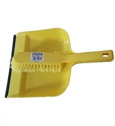 Souprava smetáček s lopatkou  5215 žlutá s lištou