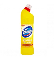 DOMESTOS 24h čistič WC 750ml /20 CITRUS FRESH