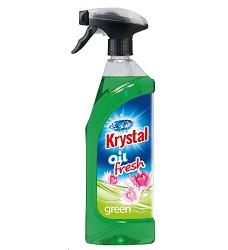 KRYSTAL osvěžovač olejový zelený 750ml/18