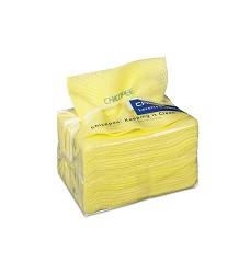 CHICOPEE 74467 netkaná textilie , LAVETTE SUPER, žlutá 51x36cm 25ks v balení